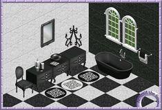 Around the Sims Sims 1, Kids Rugs, Bathroom, Home Decor, Washroom, Decoration Home, Kid Friendly Rugs, Room Decor, Full Bath