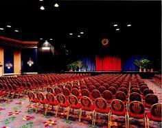 Theater Setup  Broadmoor