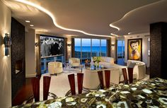 Luxurious residence designed by Fava Design Group located in Jupiter, Florida, United States.