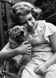 The current Queen is, of course, associated with the Corgi. The breed was introduced to the Royal Family by her father, King George VI, in 1933 when he bought a Corgi called Dookie from a local kennel—and Dookie proved popular with his daughters. A second Corgi, called Jane, had puppies, including royal dogs Crackers and Carol.