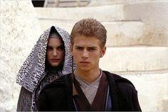 Star Wars : Episode II - L'Attaque des clones / Natalie Portman, Hayden Christensen / © Collection AlloCiné / www.collectionchristophel.fr