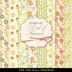 Click HERE  to download New Freebies Kit - End of Summer .               And           see    My other    Vintage  Freebies . Enjoy!   P...