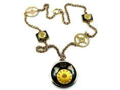 JEAN PAUL GAULTIER  schöne seltene Halskette von BlackRedSquare