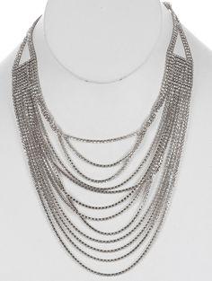 12 Layer Necklace – Litique