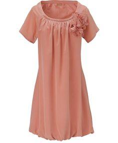 Zarte Pastelltöne zum Verlieben! Von ODEON. Aus fließender Seide im Ballon-Style geschnitten.  #conleys #mode #dress