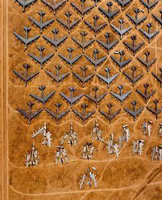 Espectaculares fotos aéreas del mundo vistas desde un aeroplano