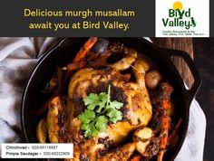 Romantic fine dine restaurant in Pune- Bird Valley #Pimple-Saudagar, #Chinchwad