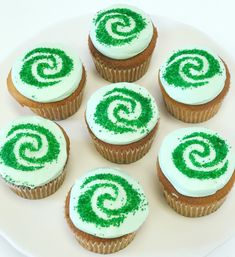 Image result for mini moana cupcakes