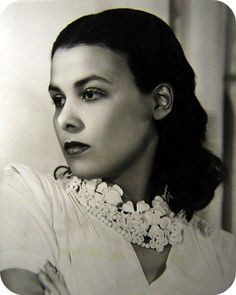 Lena Horne, was an African American singer, actress, civil rights activist and dancer.