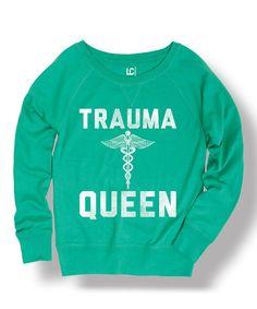 Jade 'Trauma Queen'