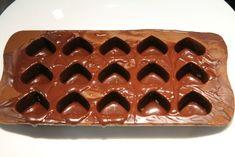 Bonbon készítés házilag - Nemzeti ételek, receptek Ice Tray, Silicone Molds, Candy