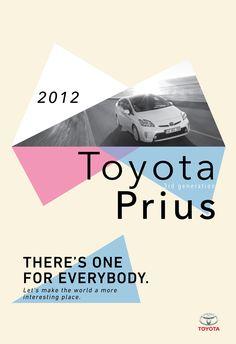 Toyota Prius / 2012