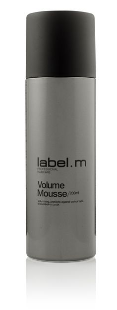 label.m Volume Mousse