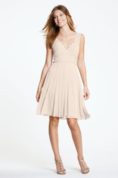 Watters Maids Dress Max