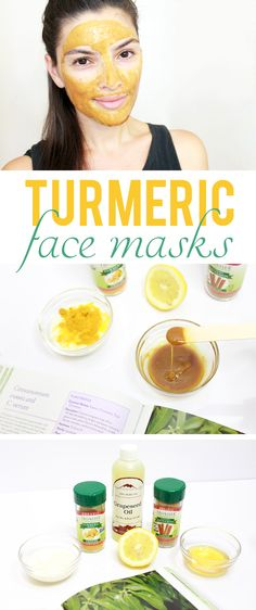 Turmeric is not only super beneficial to eat, it's also a wonderful and safe ingredient for your skin! It's  powerful antioxidant, anti-inflammatory, anti-bacterial and anti-fungal! http://www.ehow.com/ehow-style/blog/3-diy-face-masks-you-can-make-with-turmeric/?utm_source=pinterest.com&utm_medium=referral&utm_content=blog&utm_campaign=fanpage