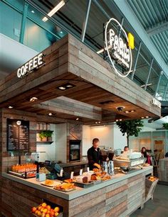 Eindhoven Airport; Farm Food + Drinks
