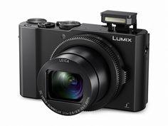 Panasonic Rejuvenates Premium Compact Line with LX15