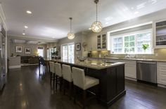 Contemporary Kitchen Photo By ND INTERIORS, LLC