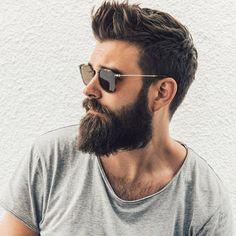 "Polubienia: 1,450, komentarze: 8 – ✘✘ BEARDED LIFE STYLE ✘✘ (@beardedlife_style) na Instagramie: ""B.E.A.R.D  ___ ___ Tag us to be featured. ✔ #beardedlife_style #beard #beardedmen #beards…"""
