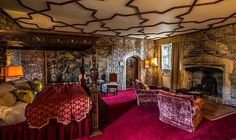 Our Luxury Family Hotel Rooms & Accommodation | Thornbury Castle | Thornbury Castle... Daniel, I want to stay here! How do we make that happen?