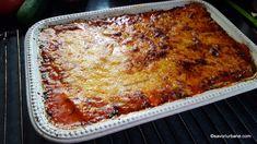 Dovlecei gratinați cu brânză și sos de roșii la cuptor - rețeta de parmigiana di zucchine | Savori Urbane Gnocchi, Mozzarella, Lasagna, Broccoli, Zucchini, Cooking Recipes, Ethnic Recipes, Food, Gratin