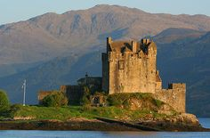 I think Scotland would be the most romantic of anywhere in the world to go.