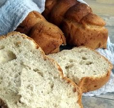 French Bread {Gluten Free and Dairy Free}