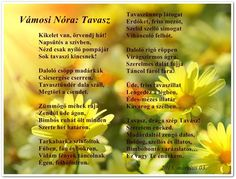 Vámosi Nóra: Tavasz | Csodás élet Quotes, Spring, Google, Quotations, Quote, Shut Up Quotes