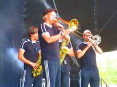 Musikprob Pfullendorf Seepark, Blassportgruppe in Best Form BauFachForum...