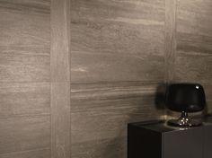 Revestimiento de pared/suelo efecto piedra VERSE CHESTNUT by Ceramiche Caesar