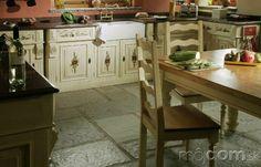 Rustikálne kuchyne – návrat