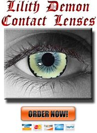 Lilith Demon Eye Contacts