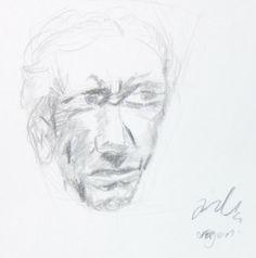 Man (crayon)