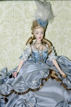 barbie doll marie antoinette limited edition - Barbie Marie