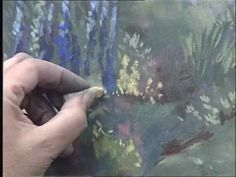 How to Paint Gardens in Pastel: Impressionist landscape art lessons from http://ArtistsNetwork.tv and Jackie Simmonds.