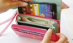 Groupon - Smart Purse for Phone and Money for £5.99 (76% Off). Groupon deal price: £5.99