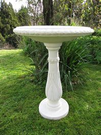 ::: Classical Birdbath Medium :::