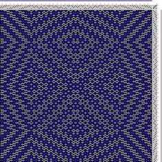 Hand Weaving Draft: xc00386, , 4S, 4T - Handweaving.net Hand Weaving and Draft Archive