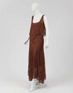 Dress Coco Chanel, 1928-1929 The Metropolitan Museum of Art