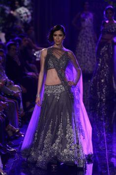 LFW 2014   Manish Malhotra #LFW2014 #indiancouture