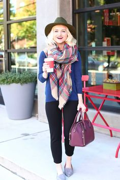 Poor Little It Girl - Perfect Fall Look