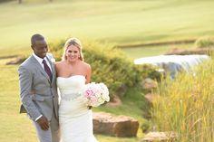 Kelly + Terrence Outdoor Wedding | @ftpdallas | @5starweddings