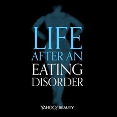 """Eating disorders are defined by the National Institute of Mental Health as """"serious and often fatal illnesses that cause severe disturbances to a person's eating behaviors"""" and """"obsessions with food, body weight, and shape."""" Although the outside changes can be jarring, most of the battle remains inside"""