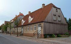 27 Destinations Recently Dubbed World Heritage Sites: Christiansfeld, Denmark