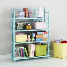 Jenny Lind Bookcase (Azure)  | The Land of Nod