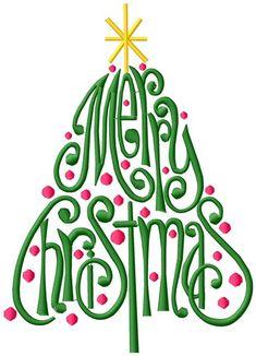 Merry Christmas Vinyl Decal by JackiesSouthernCharm on Etsy Christmas Vinyl, Christmas Time, Merry Christmas, Christmas Ornaments, Christmas Ideas, Polish Christmas, Xmas, Christmas Tree Embroidery Design, Tree Svg