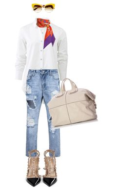 """""""n.153"""" by ana-aleta ❤ liked on Polyvore featuring rag & bone, Valentino, Gucci, Dolce&Gabbana and Givenchy"""