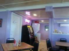 Kitty's Purple Cow Cafe - Surfside Beach, TX