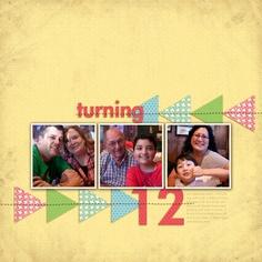 turning 12 by Joscelyne Cutchens