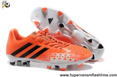 Latest Listing Cheap Orange Black White 2013 adidas Predator Latest Now